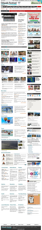Orlando Sentinel at Tuesday May 21, 2013, 12:18 a.m. UTC