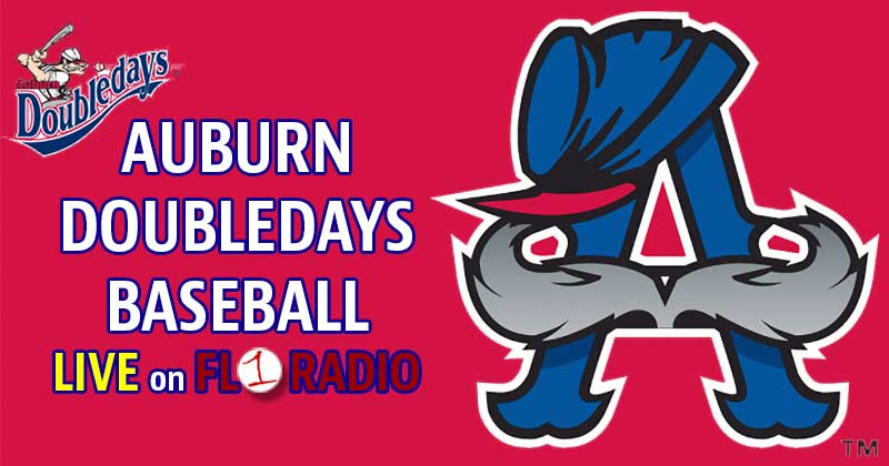 Auburn Doubledays Live on FL1 Radio