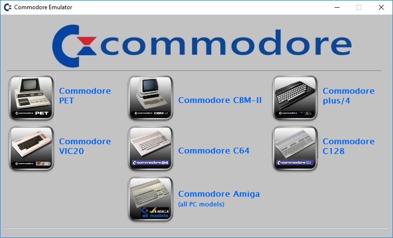See more of Commodore Emulator