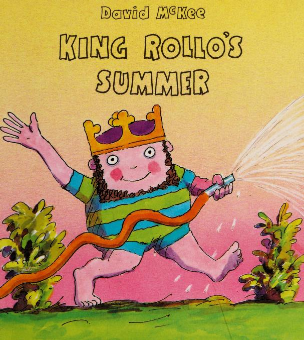 King Rollo's Summer by McKee, David.