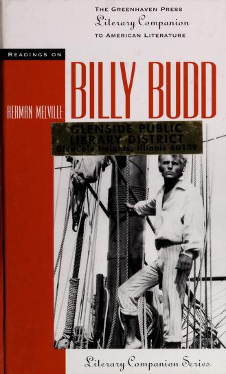 Readings on Billy Budd by Laura Marvel, book editor.