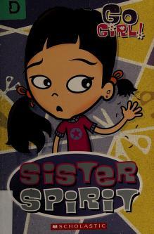 Cover of: Sister spirit | Thalia Kalkipsakis